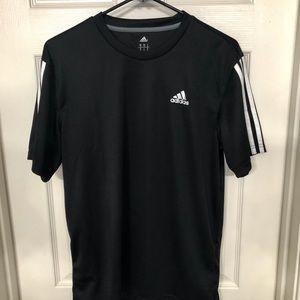 Adidas Performance Men's Shirt. M KI 3S SS Top.